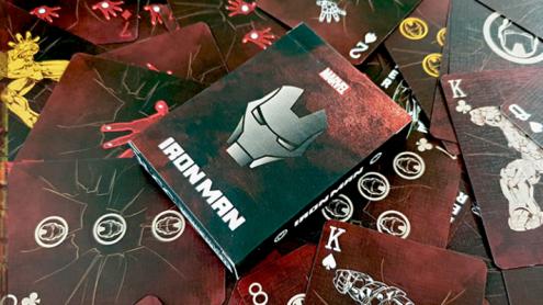 Iron Man Deck V2 by JL Magic - Trick
