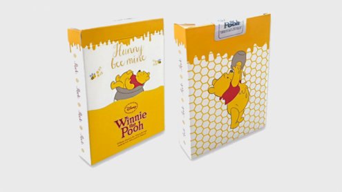 Winnie Pooh Deck by JL Magic - Trick