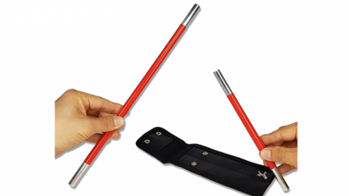 Magic Wand (Red) by JL Magic - Trick