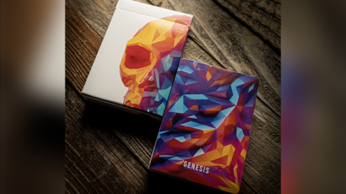 Memento Mori Genesis Playing Cards