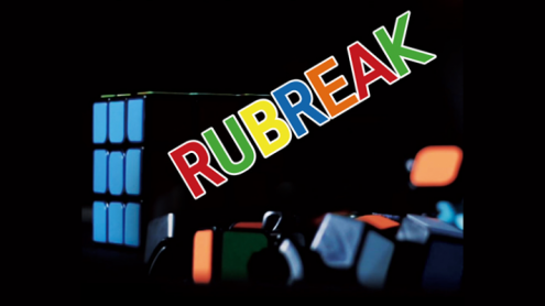 RUBREAK by JL Magic - Trick