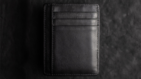 Shadow Wallet Leather (Gimmick and Online Instructions) by Dee Christopher and 1914 - Trick