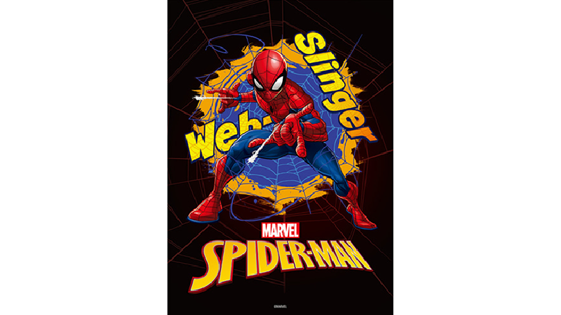 Paper Restore (Spider Man) by JL Magic - Trick