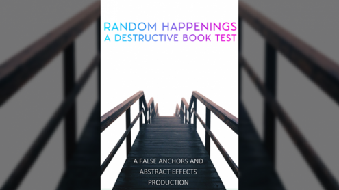 Random Happenings (Gimmicks and Online Instructions) by Ryan Schlutz - Trick