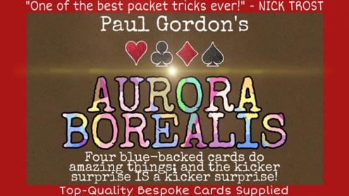 Aurora Borealis by Paul Gordon - Trick