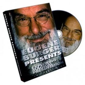 Exploring Magical Presentations by Eugene Burger - DVD