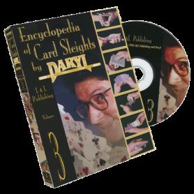 Encyclopedia of Card Daryl- 3, DVD