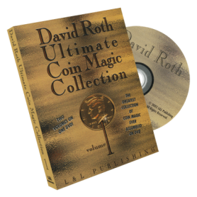 Roth Ultimate Coin Magic Collection Vo1ume 1 - DVD