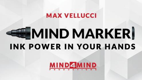 MIND MARKER by Max Vellucci - Trick