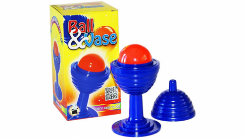 Ball and Vase New by Vincenzo Di Fatta - Trick