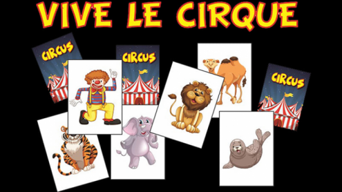 VIVE LE CIRQUE by Sébastien Delsaut - Trick