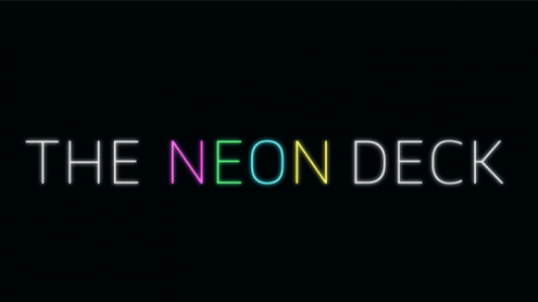Neon Deck (Red) by SansMinds - Trick