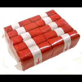 Nastri di carta da lancio- Rosso