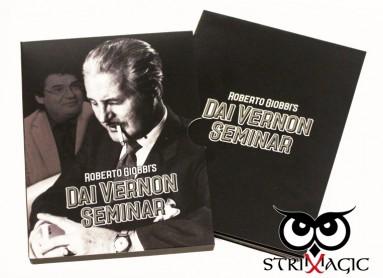 The Vernon Seminar (2 DVD Set) by Roberto Giobbi - DVD
