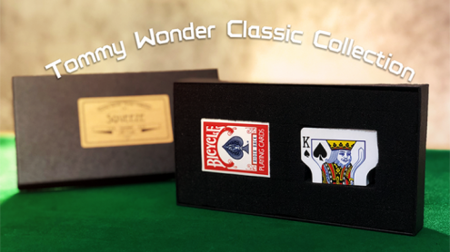 Tommy Wonder Classic Collection Squeeze by JM Craft - Trick