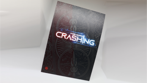 CRASHING BLUE by Robby Constantine - Trick