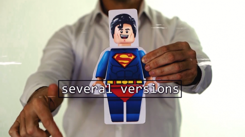 LET'S GO Superman by Gustavo Raley - Trick Lego