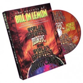 World's Greatest Magic: Bill In Lemon - DVD