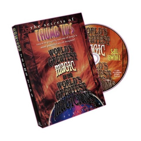 World's Greatest Magic: Thumbtips - DVD