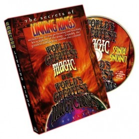 World's Greatest Magic:  Linking Rings by L&L Publishing - DVD