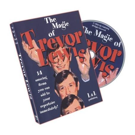 Magic Of Trevor Lewis - DVD
