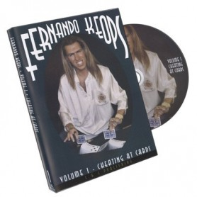 Fernando Keops: Cheating at Cards Volume 1 - DVD