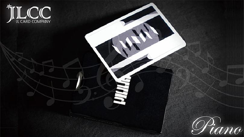 Piano Deck by JL Magic - Trick