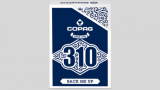 Copag 310 Back Me Up (Blue) Playing Cards