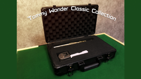 Tommy Wonder Classic Collection Vanishing Bird Cage by JM Craft - Trick