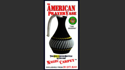 The American Prayer Vase Genie Bottle THE BUDDHA by Big Guy's Magic- Trick
