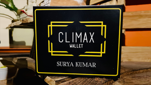 Climax Wallet by Surya kumar - Trick