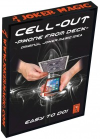 Cell-Out - Phone from Deck - Original by Joker Magic