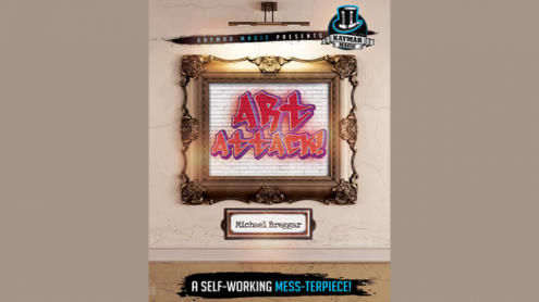 Art Attack by Michael Breggar and Kaymar Magic