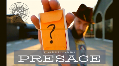 Presage by Ethan Zack & Michael Blau