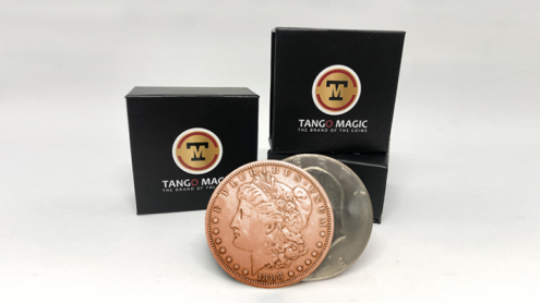 Copper Morgan Scotch and Soda (Gimmicks and Online Instructions) by Tango Magic - Trick