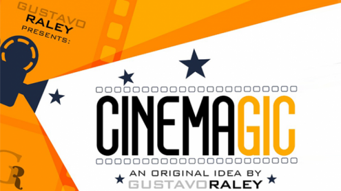 CINEMAGIC SUPERMAN (Gimmicks and Online Instructions) by Gustavo Raley - Trick