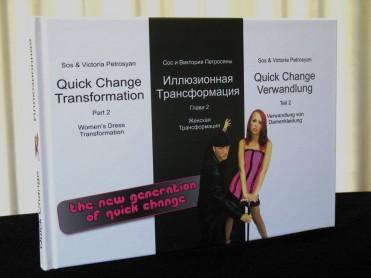 Quick Change Book Part 2 - Women by Sos & Victoria Petrosyan