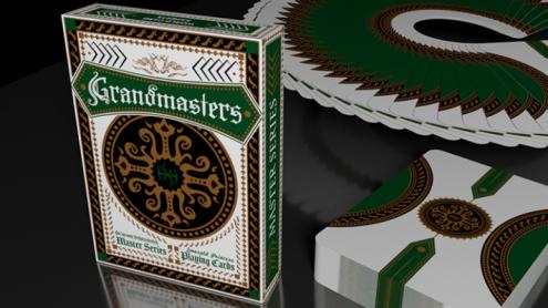 Emerald Princess Edition Playing Cards- Grandmasters
