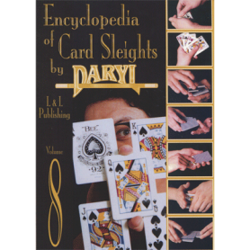 Encyclopedia of Card Sleights Volume 8 by Daryl - DVD