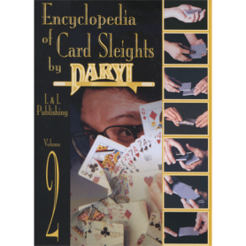Encyclopedia of Card Sleights Volume 2 by Daryl - DVD