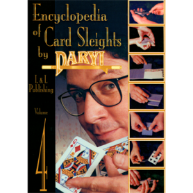 Encyclopedia of Card Sleights  volume 4 by Daryl - DVD