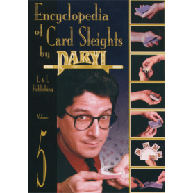 Encyclopedia of Card Sleights Volume 5 by Daryl - DVD