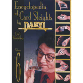 Encyclopedia of Card Sleights Volume 6 by Daryl - dvd