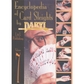 Encyclopedia of Card Sleights Volume 7 by Daryl - dvd