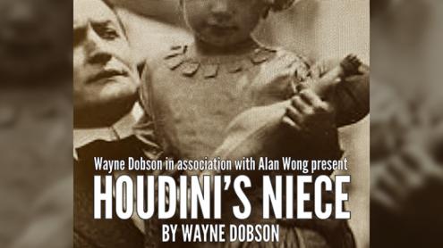 Houdini's Niece by Wayne Dobson and Alan Wong - Trick
