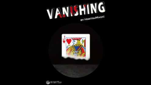 Vanishing by Himitsu Magic - Trick