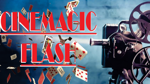 CINEMAGIC FLASH (Gimmicks and Online Instructions) by Mago Flash - Trick