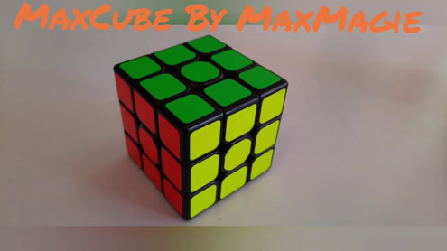 MaxCube By MaxMagie - Trick