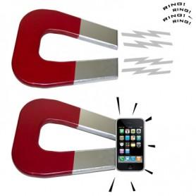 Magnete per Smartphone by Strixmagic - Legno