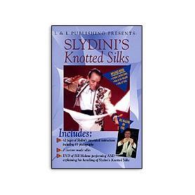 Slydini's Knotted Silks w/ DVD - Foulard di Slydini